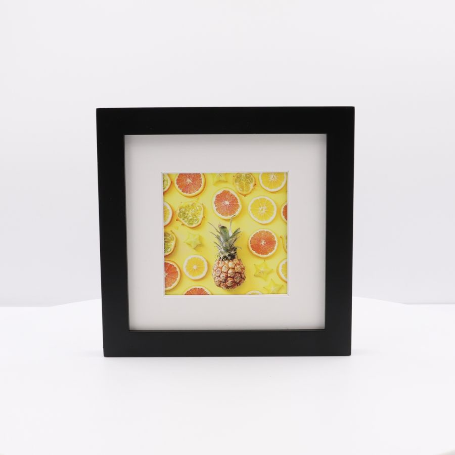 Bundle 6x6 Frame and Cover Colors vary