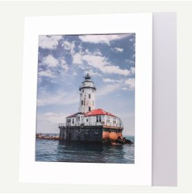 14x18 Pre-cut Mat with Whitecore fits 11x14 Picture + Backing