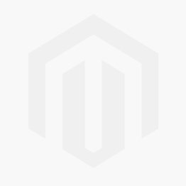 """8x8 Black Aluminum 1/4"""" Frame for 4x4 Picture and Ivory Mat"""