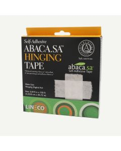 Lineco Abaca.sa Paper Hinging Tape for Digital Art