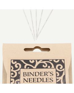 Books by Hand Binder's Steel Needles 5/Pkg-