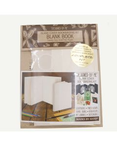 "Books by Hand Blank Book Kit, Ivory, 5.25"" x 7.25"""
