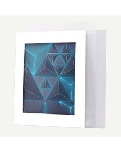 Pack of 100, 11x14 Pre-cut Mat with Whitecore fits 8.5x11 Picture + Backing + Bags.