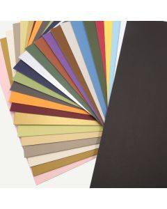Pack of 100, 16x20 Uncut Mat with Whitecore, MIX Colors