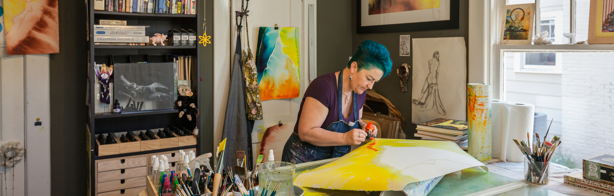 Artist Spotlight: Ilisa Millermoon